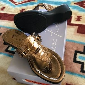 Marc Fisher Sandals. Like New size 5.5